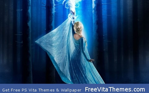 Elsa From Once Upon A Time Season 4 PS Vita Wallpaper