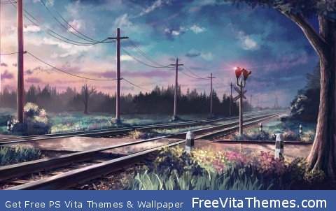 Fantasy Painted Landscape PS Vita Wallpaper
