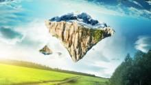 Download Floating Dream PS Vita Wallpaper