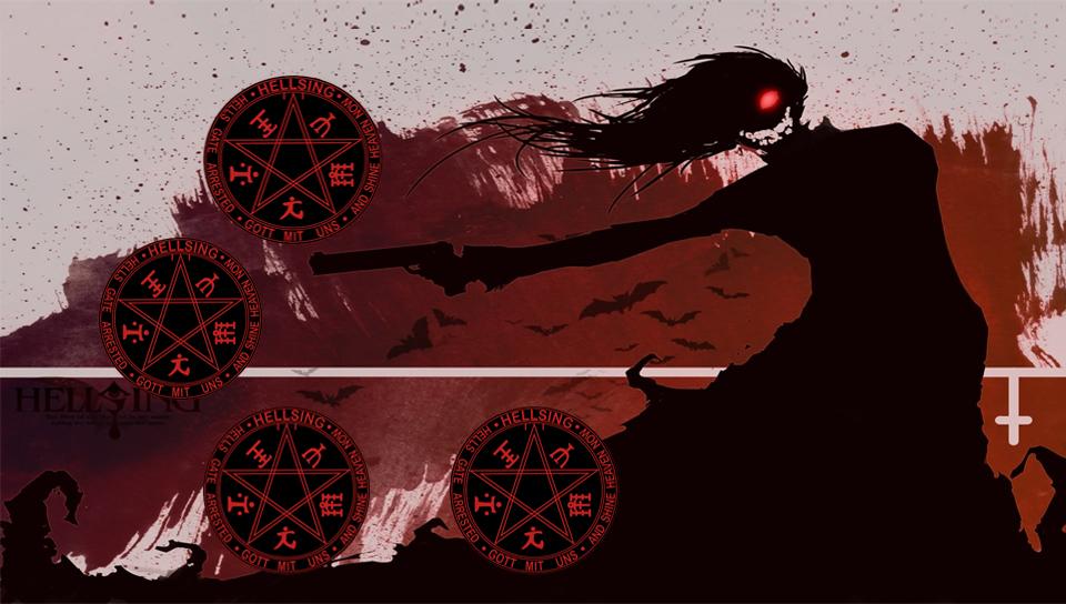 Hellsing Ps Vita Wallpapers Free Ps Vita Themes And Wallpapers