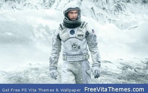 Matthew Mcconaughey In Interstellar PS Vita Wallpaper
