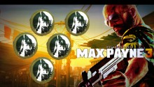 Download Max Payne 3 PS Vita Wallpaper