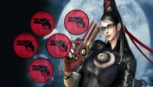 Download bayonetta icon stand PS Vita Wallpaper