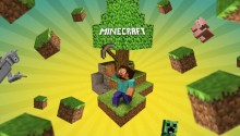 Download minecraft PS Vita Wallpaper