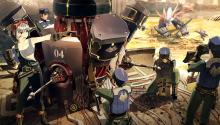 Download Support Team – God Eater PS Vita Wallpaper