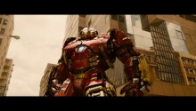 Download Hulkbuster PS Vita Wallpaper