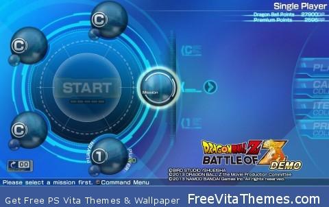Avenatador PS Vita Wallpaper