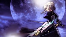 Download Fate Stay Night PS Vita Wallpaper