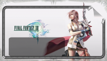 Download Lightning PS Vita Wallpaper