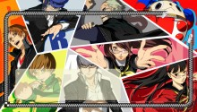 Download Persona 4 PS Vita Wallpaper