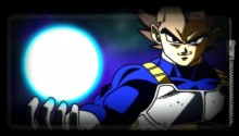 Download Vegeta 2 PS Vita Wallpaper