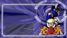 Download Naruto Sasuke PS Vita Wallpaper