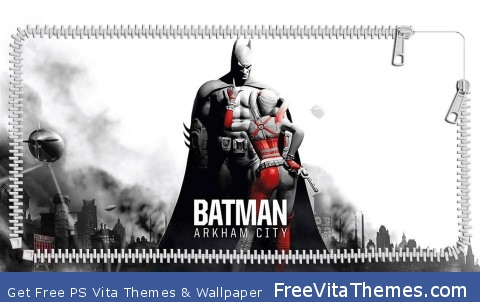 Batman PS Vita Wallpaper