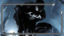 Download Venom Spiderman 2 PS Vita Wallpaper