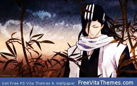 Byakuya PS Vita Wallpaper