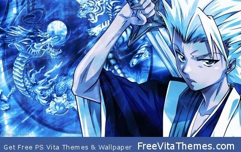 toshiro hitsugaya PS Vita Wallpaper
