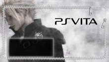 Download Cloud PS Vita Wallpaper
