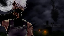 Download Kakashi Anbu PS Vita Wallpaper