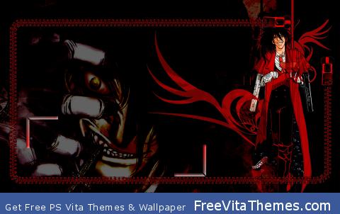 Alucard PS Vita Wallpaper