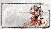 Download Metal Gear Robot PS Vita Wallpaper