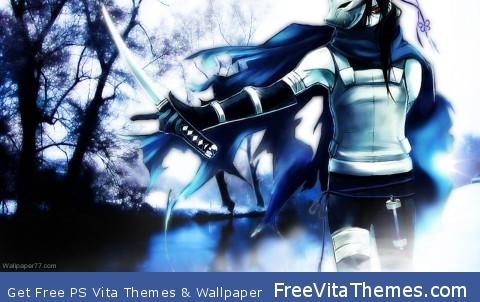 Itachi anbu PS Vita Wallpaper