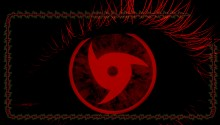 Download Sharingan PS Vita Wallpaper