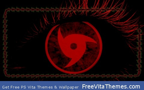 Sharingan PS Vita Wallpaper