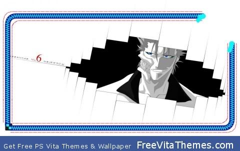 grimmjow PS Vita Wallpaper