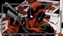 Download deadpool PS Vita Wallpaper