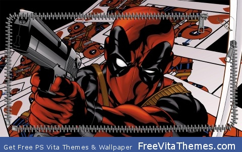 deadpool PS Vita Wallpaper
