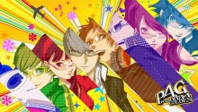 Download Persona 4 golden PS Vita Wallpaper