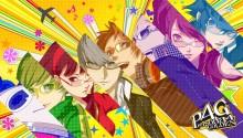 Download Persona 4 golden PS Vita Wallpaper
