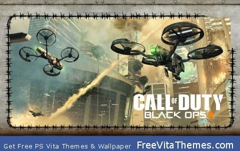blck ops 2 PS Vita Wallpaper