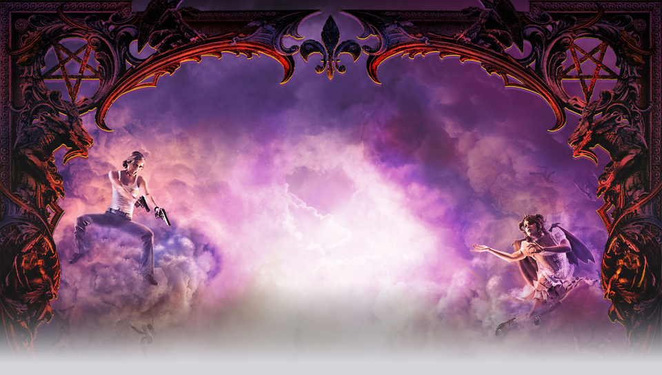 Saints Row: Gat Out of Hell PS Vita Wallpapers - Free PS Vita Themes and Wallpapers