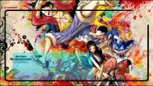 Download One Piece PS Vita Wallpaper
