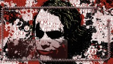 ps vita sfondi Joker HD wallpaper lockscreen 13