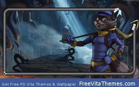 sy cooper PS Vita Wallpaper