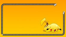 Download pikachu PS Vita Wallpaper