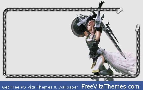 Lightning 2 PS Vita Wallpaper