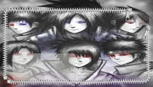 Download Uchiha Clan PS Vita Wallpaper