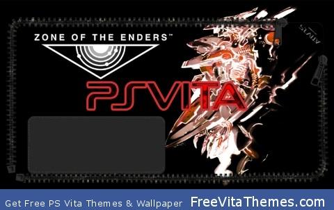 Zone Enders PS Vita Wallpaper