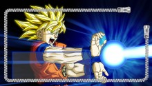 Download goku PS Vita Wallpaper