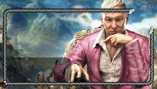 Download Far Cry 4 Lockscreen PS Vita Wallpaper