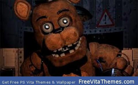 Five Nights at Freddy's 2 PS Vita Wallpaper
