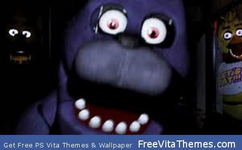 Five Nights at Freddy's PS Vita Wallpaper