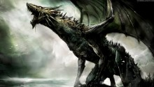 Download dragon PS Vita Wallpaper
