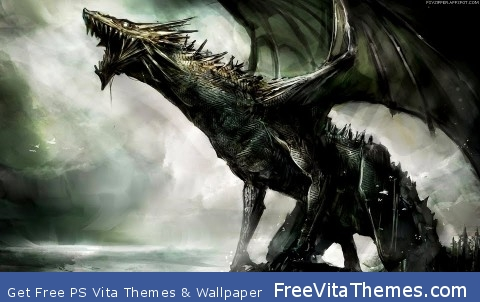 dragon PS Vita Wallpaper