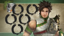 Download Dynasty Warriors – Zhang Bao PS Vita Wallpaper
