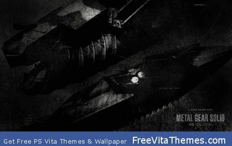 Metal Gear Solid HD PS Vita Wallpaper