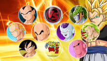 Download dragon ball PS Vita Wallpaper